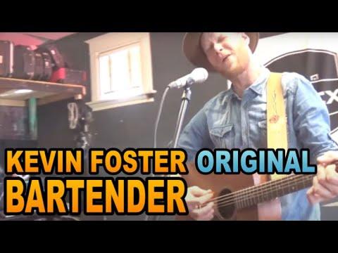 Kevin Foster - Bartender