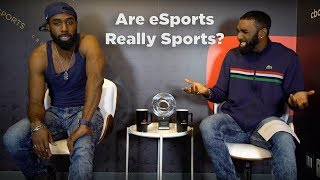 Are eSports Really Sports?