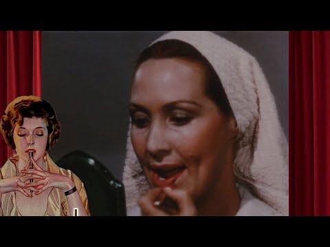 Vintage 1950s Makeup Tutorial Film - 1951