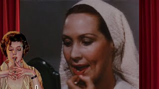 Vintage 1950s Makeup Tutorial Film