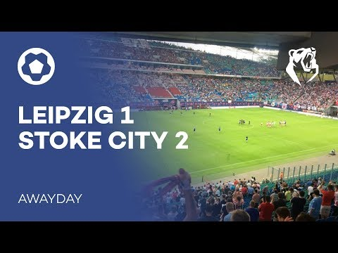 LEIPZIG 1-2 STOKE CITY | Awayday Experience | The Bear Pit TV
