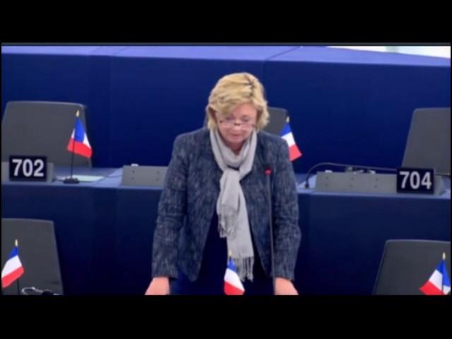 Sylvie Goddyn sur la réglementation de la pêche en eaux profondes