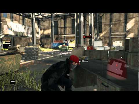 Watch Dogs Bad Guy With The Hiccups Glitch