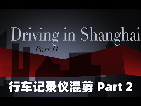 Driving in Shanghai Part II