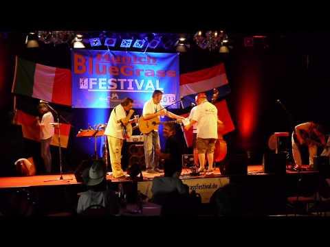 23 Munich Bluegrass Festival 2013 - Black Bottom Skiffle Group 2
