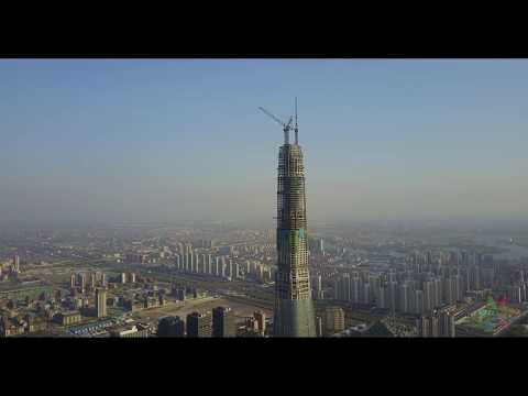 Tianjin China by Drone