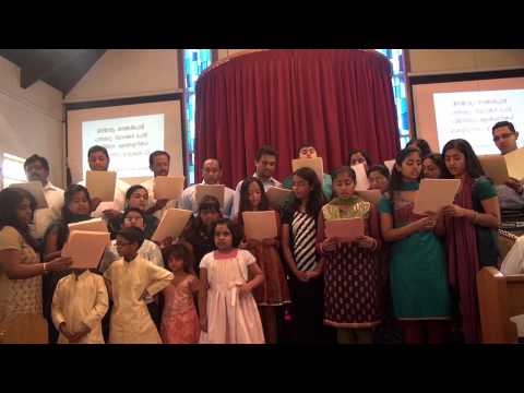 St. Peter's Mar Thoma Church, Farewell song by YS Choir