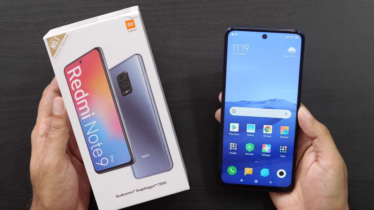 Redmi Note 9 Pro Unboxing & Overview - Ideal Value Mid-Ranger?