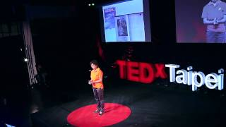 Go Grandriders! : Yi-Ying Lin & Dream Rangers at TEDxTaipei 2012