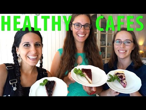 3 Great Healthy Cafes in Amsterdam Oud West