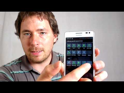 Huawei Ascend D2 (english subtitles)