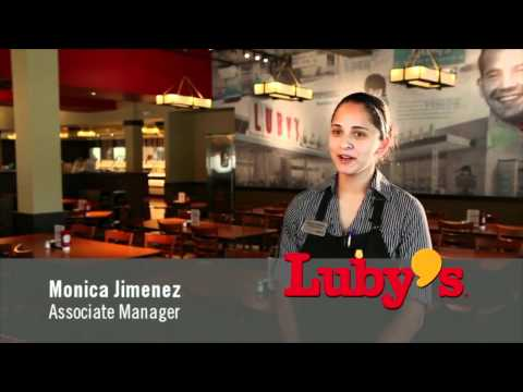 Grow Your Career with Luby's