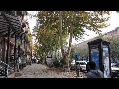 Yerevan, 20.11.17, Mo, Video-1, Sayat Novai+Nalbandyani Bak.