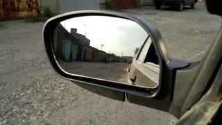 видео Правые боковые зеркала на ВАЗ заднего вида. Обзор и отзывы о наружных зеркалах