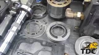 Ремонт гидравлики лесозаготовительной машины Valmet (Rexroth, Sauer Danfoss)(, 2016-07-20T14:06:43.000Z)