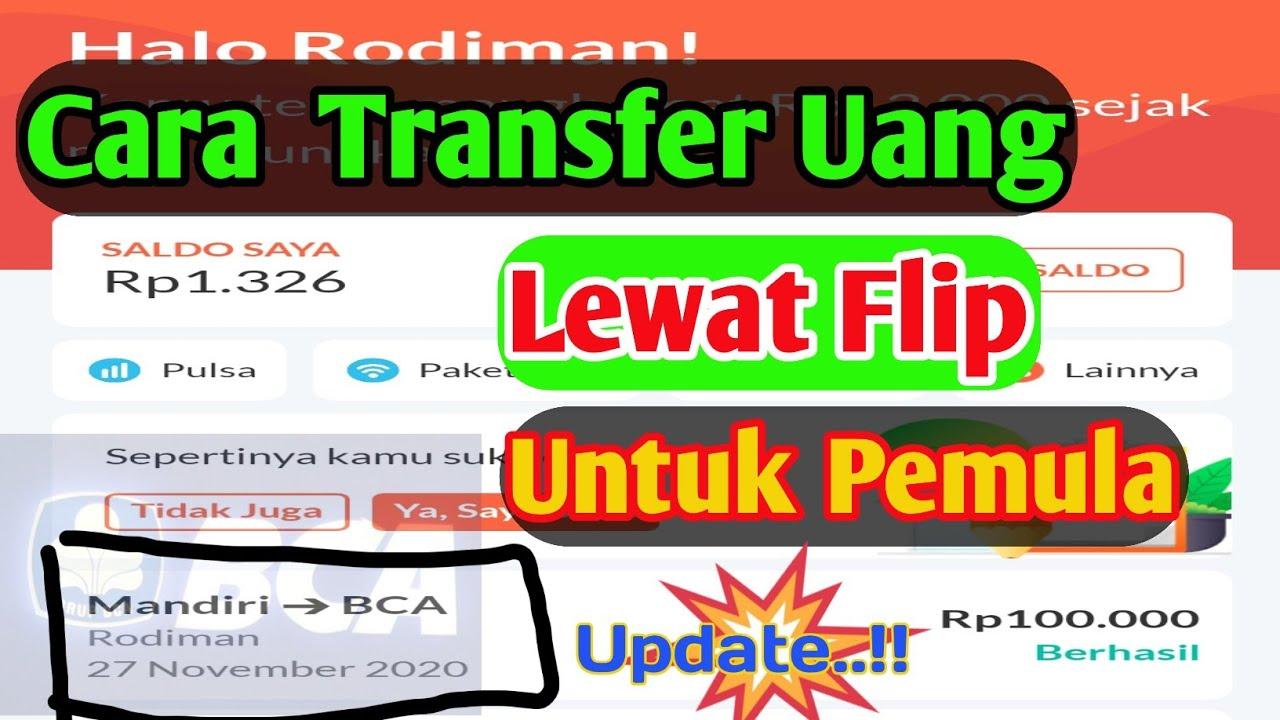 Download Cara Transfer Uang lewat Flip Khusus Pemula || Gratis Biaya