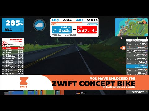 hqdefault How to get the Zwift Tron Bike
