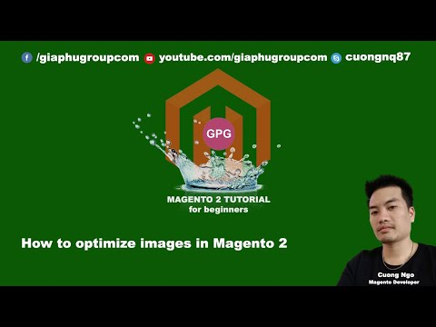 How to optimize images in Magento 2