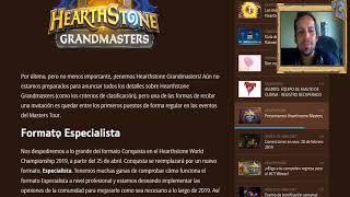 💯 Hearthstone | AVANCE COMPETITIVO | Nuevo Formato | 2019 💯