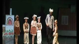 Няня для козлят, музыкальная сказка, часть 3