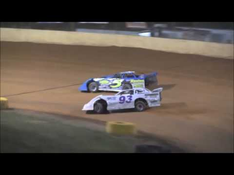 Pro Late Model Non-Qualifiers Race from Ponderosa Speedway, September 30, 2016.