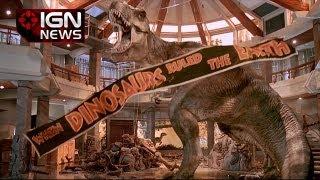 IGN News - Jurassic Park Used Animal Sex Sounds