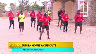 Zumba home workout with @Decaplo Fitness