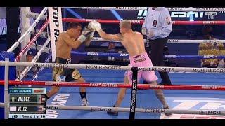 Oscar Valdez vs. Jayson Velez FULL FIGHT   Boxing   July 21,2020