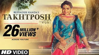 rupinder handa takhatposh full video song desi crew new punjabi songs 2016