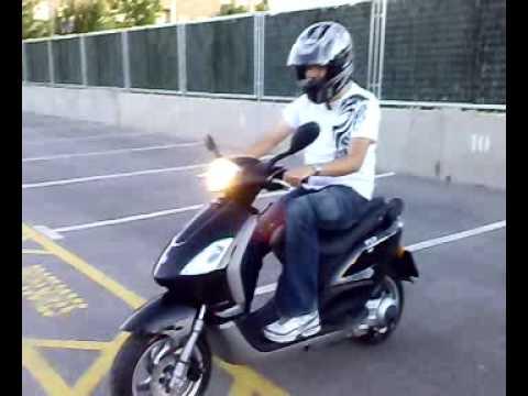 piaggio fly 125cc - youtube
