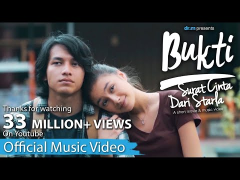 Virgoun - Bukti (Official Music Video)