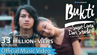 Video Virgoun - Bukti (Official Music Video) download MP3, 3GP, MP4, WEBM, AVI, FLV April 2018