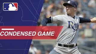 Condensed Game: TB@NYY - 8/16/18