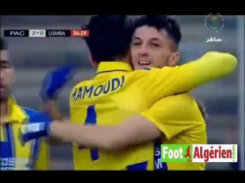 Ligue 1 Algérie (9e journée) : Paradou AC 3 - 0 USM  Bel Abbès