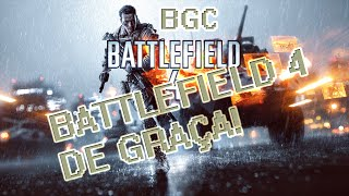 Battlefield 4 DE GRAÇA - Game Time Origin (7 dias - Agosto 2014)