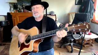 1918 -  Neon Moon -  Brooks & Dunn vocal & acoustic guitar cover & chords