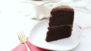 Chocolate Cake- Martha Stewart