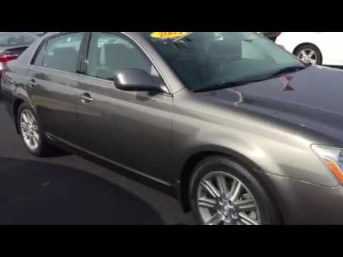 Marvelous 2005 Toyota Avalon Limited Review