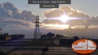 Rome in Silver- High Fidelity