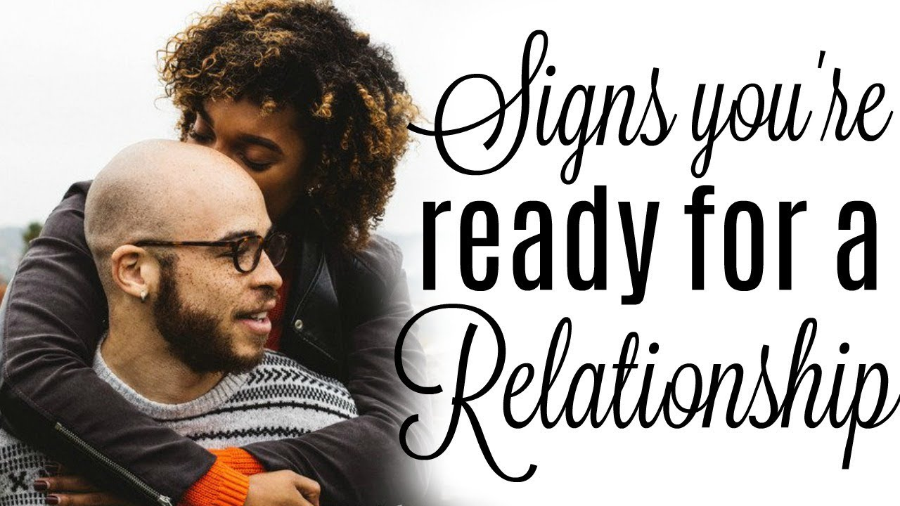 HOW TO KNOW IF YOU'RE READY FOR A RELATIONSHIP  | Brittany Daniel