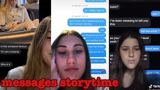 messages storytime~tik tok