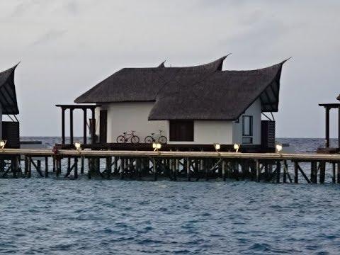 Jumeirah Vittaveli Resort, Maldives - Overwater Villa