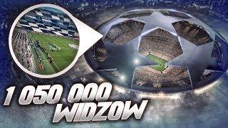 Finał Ligi Mistrzów na STADIONIE O POJEMNOŚCI 1, 050, 000 | PES 2018
