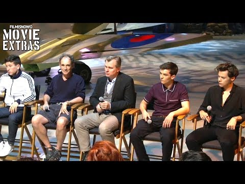 Dunkirk | Complete Press Conference with cast, director and producer