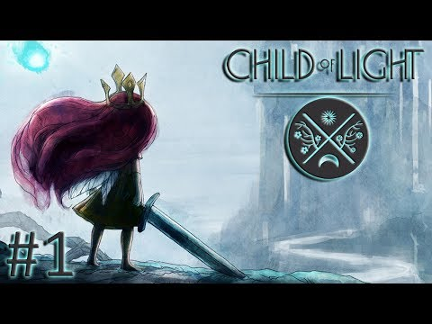 Child of Light : Aurora  01 - Let&39;s Play Indie