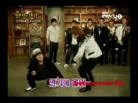 [MBLEAST] MBLAQ & BEAST/B2ST - Cute & Funny (Aegyo) Clips