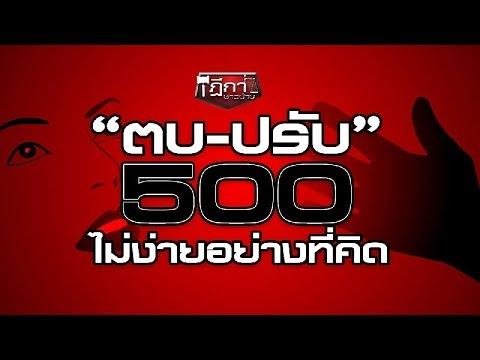 ฎีกาชาวบ้าน : คิดจะตบ!! แล้วกะเสียค่าปรับ 500 บาท ไม่ง่ายอย่างที่คิด ระวังงานงอก : Matichon TV
