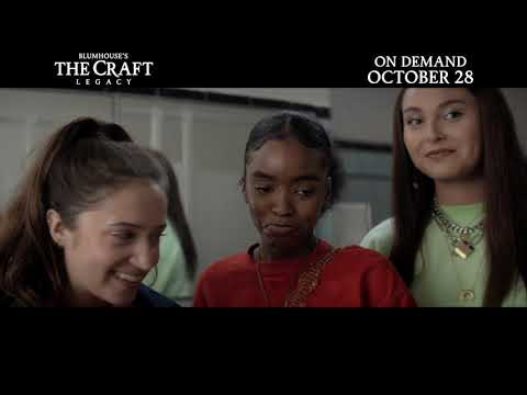 "BLUMHOUSE'S THE CRAFT: LEGACY – ""Reveal Vignette"" – On Demand October 28 – Pre-order Now!"