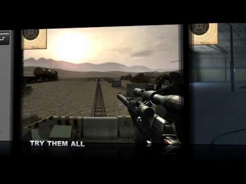 Arma 2: Firing Range trailer