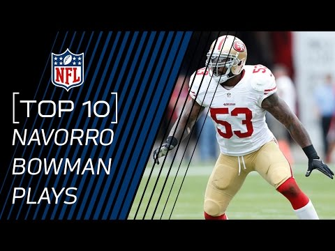 Top 10 NaVorro Bowman Plays of 2015 | #TopTenTuesdays | NFL